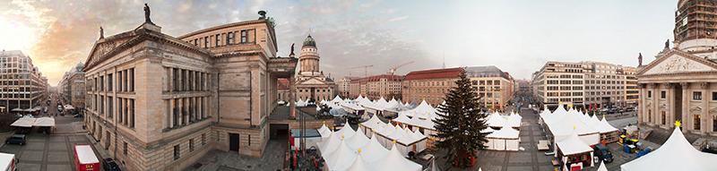 gendarmenmarkt . berlin 2012